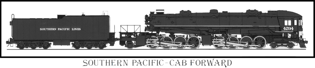 4 8 8 2 Quot Cab Forward Quot Locomotives In The Usa