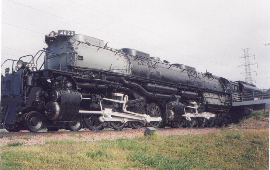 Image result for big boy locomotive gif art