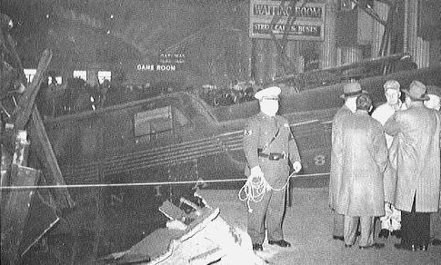 The Pennsylvania Railroad GG1: The Crash of Runaway Train #173