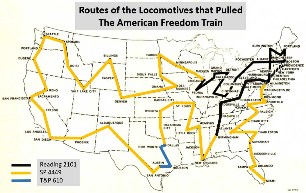 The American Freedom Train