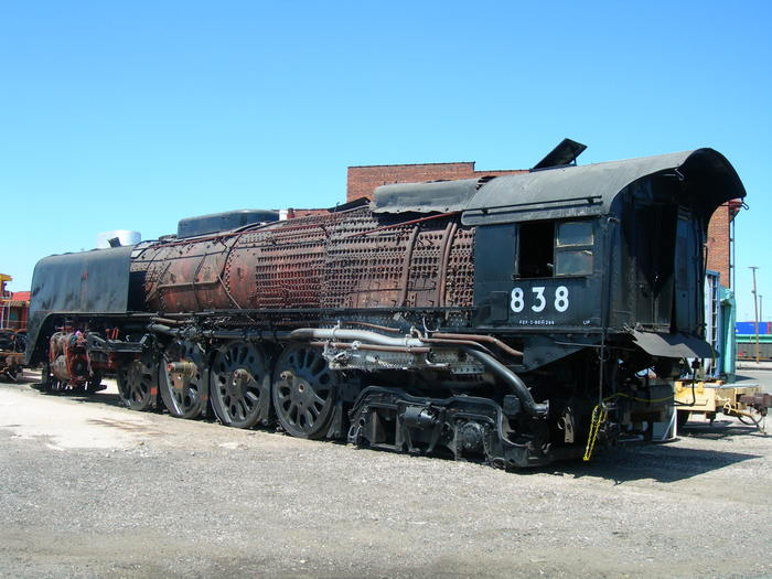 Union Pacific Roundhouse, Cheyenne, WY