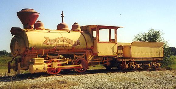 Florida Steam Locomotives