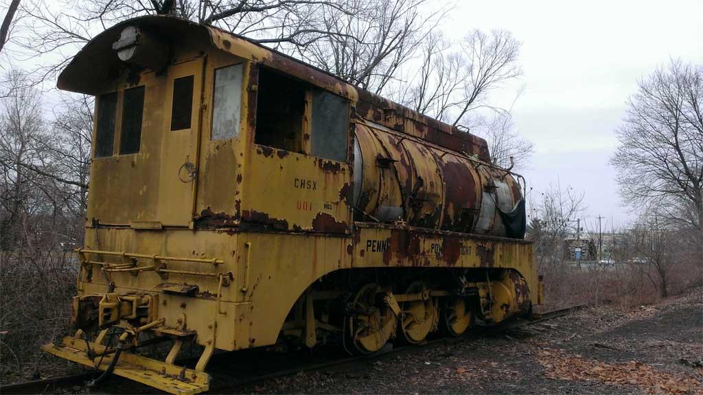 Pennsylvania Power Amp Light 0 6 0 Quot Switcher Quot Locomotives In