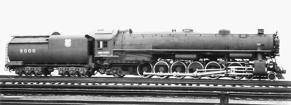 Three Cylinder Steam Locomotives