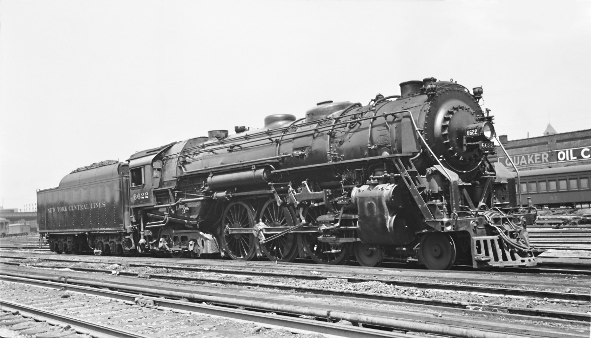 Boston Albany New York Central 4 6 Hudson Locomotives In The Usa Moreover Steam Engine Parts Diagram On Simple Piston Cccstl Big Four 6622