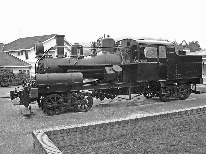 Surviving Steam Locomotive Search